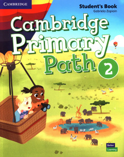 Cambridge Primary Path. Student's Book with Creative Journal. Level 2