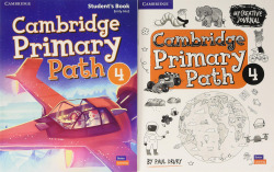 Cambridge Primary Path. Student's Book with Creative Journal. Level 4
