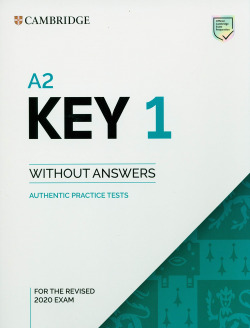 A2 Key 1 for revised exam from 2020. Student's Book without Answers