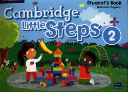 Cambridge Little Steps. Student's Book. Level 2