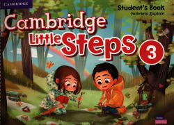 Cambridge Little Steps. Student's Book. Level 3