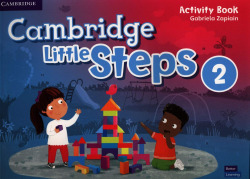 Cambridge Little Steps. Activity Book. Level 2