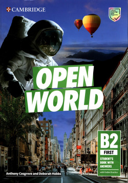 Open World First. StudentÆs Book with Answers with Online Practice