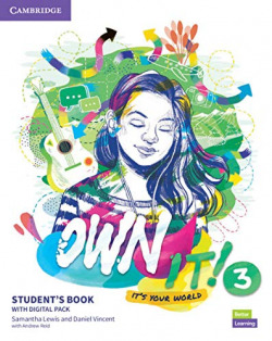Own it!. Student's Book with Practice Extra. Level 3
