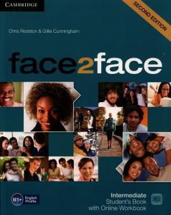 face2face intermediate (st+dvd+owb) international