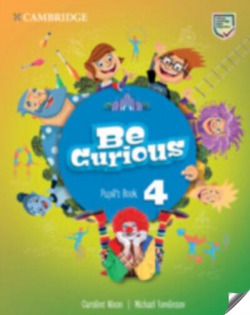 Be Curious. Pupil's Book. Level 4