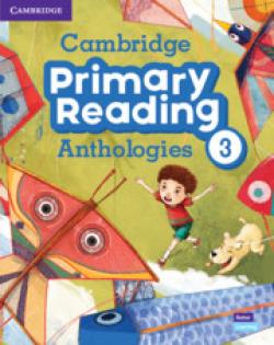 Cambridge Primary Reading Anthologies. Student's Book with Online Audio. Level 3
