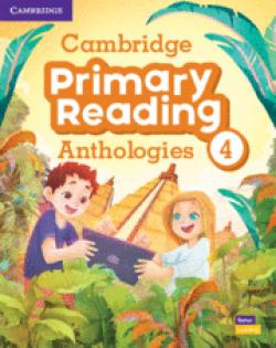 Cambridge Primary Reading Anthologies. Student's Book with Online Audio. Level 4