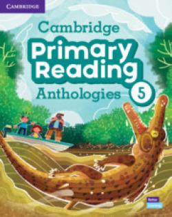 Cambridge Primary Reading Anthologies. StudentÆs Book with Online Audio. Level 5