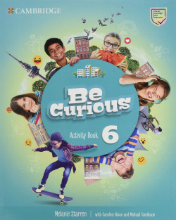 Be Curious. Activity Book with Home Booklet. Level 6