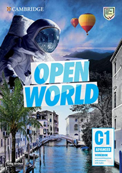 Open World Advanced. Workbook with Answers with Audio.