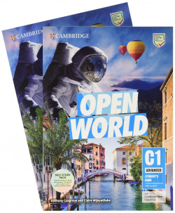 Open World Advanced. Self-Study Pack with Answers.
