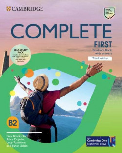 Complete First Self-study Pack 3ED