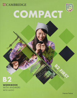 COMPACT FIRST WORKBOOK WITH ANSWERS WITH AUDIO 3ºED