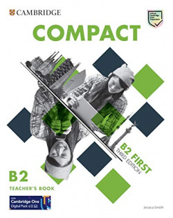COMPACT FIRST TEACHER`S BOOK 3 ED