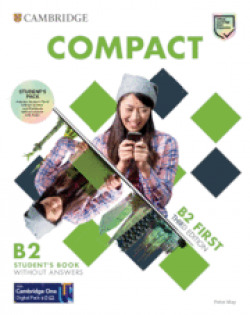 Compact First Student`s Pack 3ED