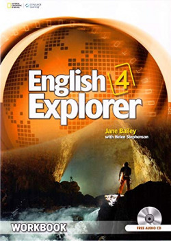 ENG.EXPLORER INTERNATIONAL 4.(WB+CD)