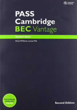 PASS CAMBRIDGE BEC VANTAGE TEACHERS +CD