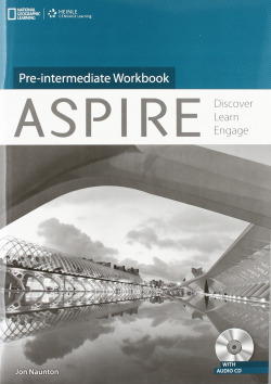 ASPIRE PRE-INTERMEDIATE EJERCICIOS +CD