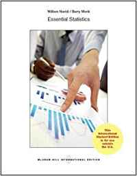 Elementary Statistics Essentials w/Formula Card and Data Files CD