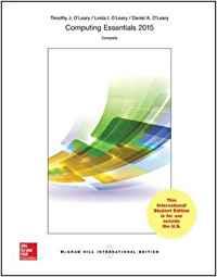 Computing Essentials 2015, Complete Edition