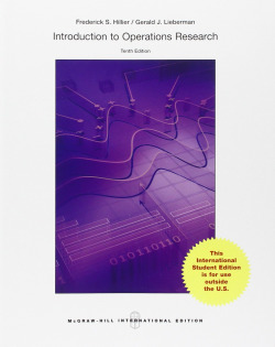 Introduction to Operations Research with Student Access Code