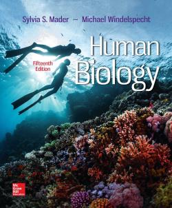HUMAN BIOLOGY 15E