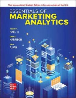 Ise essentials of marketing analytics