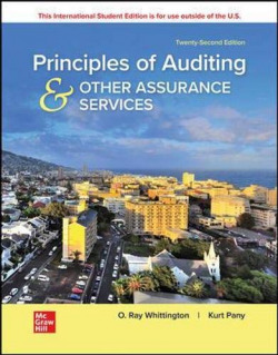 ISE PRINCIPLES OF AUDITING