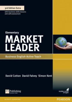 MARKET LEADER 3RD EDITION EXTRA ELEMENTARY ACTIVE TEACH CD-ROM