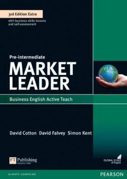 MARKET LEADER 3RD EDITION EXTRA PRE-INTERMEDIATE ACTIVE TEACH CD-ROM