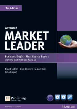 market leader advanced flexi 1 coursebook pack