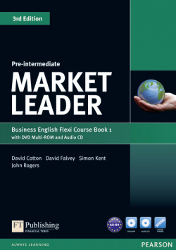 market leader pre-intermediate flexi 1 coursebook pack