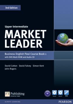 market leader upper-intermediate flexi 1 coursebook pack