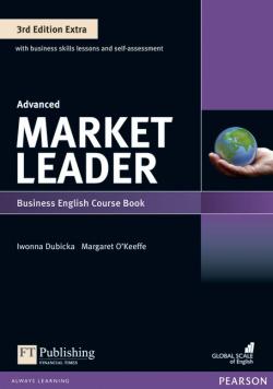 market leader advanced student´s book con dvd (3ed) con pin pack