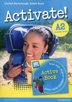 Activate! A2 student´s + active book pack