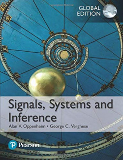 Signals systems and inference global edition