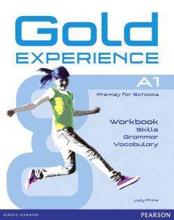Gold Experience Language and Skills Workbook A2