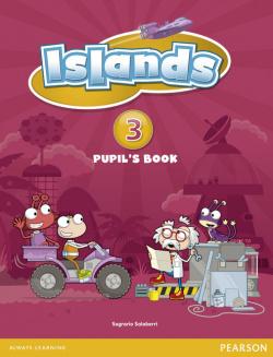 islands spain 3 pack pupil´s + reader: Festival Fun