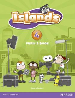 islands spain 4 pack pupil´s + reader: Brain Gym