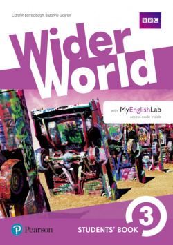 wider world 3 students' book with myenglishlab pack 2017