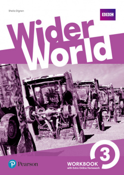 wider world 3 workbook with online homework pack 2017