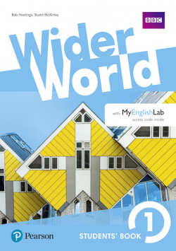 wider world 1 students' book with myenglishlab pack 2017