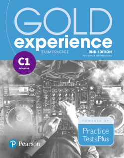 Gold Experience 2nd Edition Exam Practice: Cambridge English Advanced (C1)