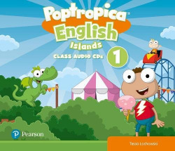 POPTROPICA ENGLISH ISLANDS LEVEL 1 AUDIO CD