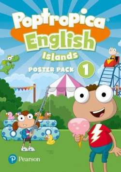EP - POPTROPICA ENGLISH ISLANDS LEVEL 1 POSTERS