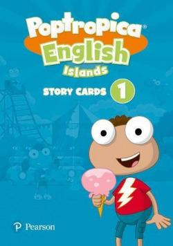 EP - POPTROPICA ENGLISH ISLANDS LEVEL 1 STORYCARDS