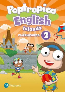EP - POPTROPICA ENGLISH ISLANDS LEVEL 2 FLASHCARDS