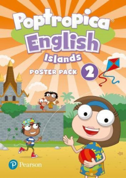 EP - POPTROPICA ENGLISH ISLANDS LEVEL 2 POSTERS