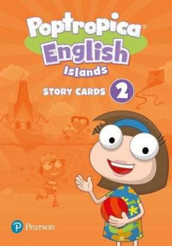 EP - POPTROPICA ENGLISH ISLANDS LEVEL 2 STORYCARDS